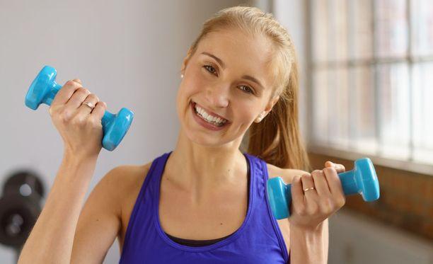 Leikillisyys auttaa, jos liikunta tuntuu vastenmieliseltä.