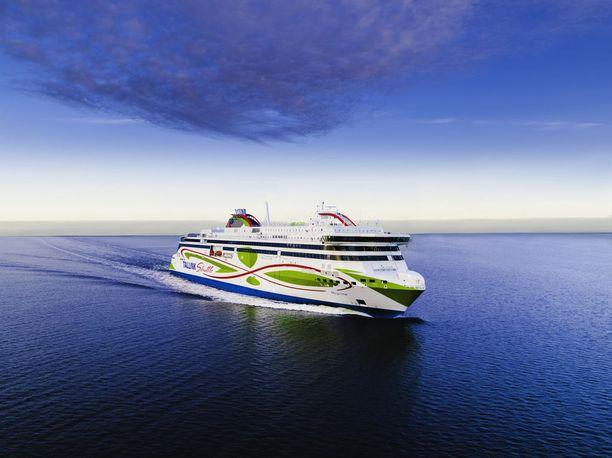 Tallinkin uusin pika-alus on noussut nopeasti matkustajien suosioon.