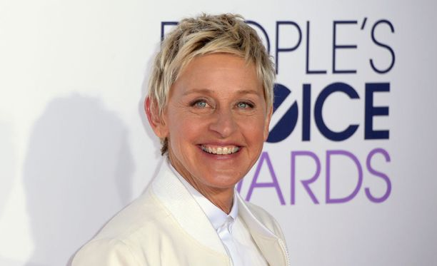 Ellen DeGeneresin kertoma tissivitsi kostautui.