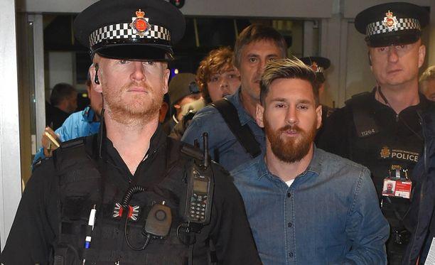 Leo Messi sai tuomion rahasotkuistaan.