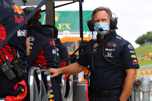 Christian Horner paljasti, että Red Bull aikoo suunnitella oman version Mercedeksen käyttämästä DAS-systeemistä.