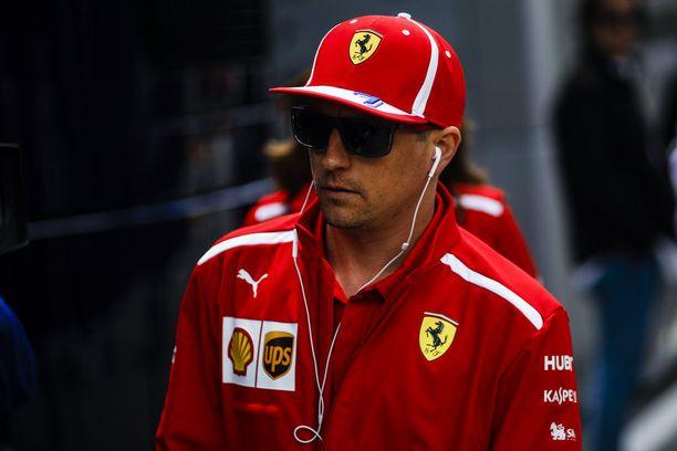 Kimi Räikkönen ajoi vuosi sitten Monacossa uransa 17:nnen ja toistaiseksi viimeisen paalupaikan.