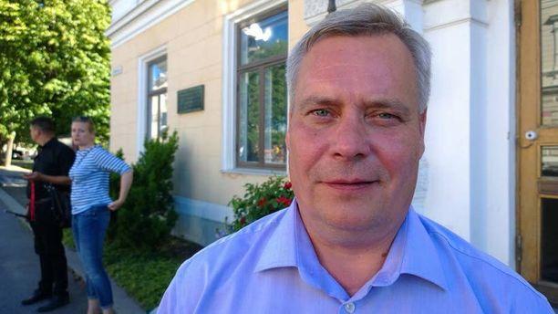 Puheenjohtaja Antti Rinne tarvitsisi mahdollisimman pian positiivisen kannatuskäänteen SDP:lle.