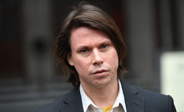 Lauri Love on brittiläis-suomalainen hakkeri.