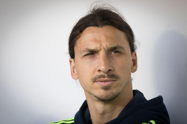 Ruotsin Zlatan Ibrahimovicin karisma perustuu pitkälti 34-vuotiaan hyökkääjän rajattomaan itseluottamukseen.