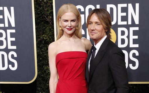 Nicole Kidman paljasti perhettään yhdistävän intohimon
