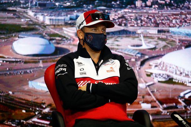 Kimi Räikkönen ajaa viimeistä kauttaan kuninkuusluokassa.