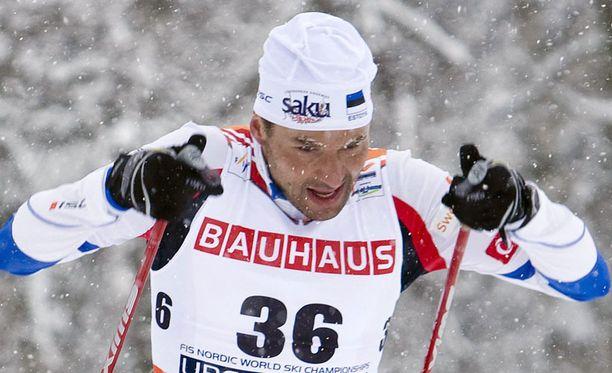 Andrus Veerpalu on Viron kansallissankari.