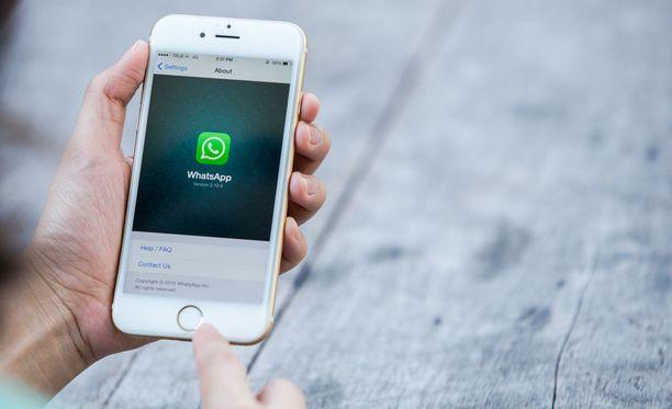 Whatsappiin tuleva sovellus on ainakin beta-version mukaan myös mahdollista saada pois päältä.