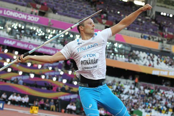Tero Pitkämäki päätti menestyksekkään uransa tänä vuonna.