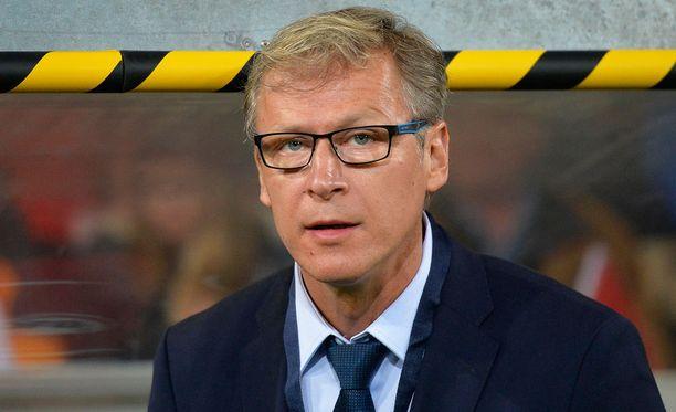 Markku Kanervan ryhmä jäi tasapeliin Liechtensteinia vastaan Turussa.