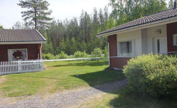 Veriteko tapahtui Alajärvellä kesäkuun alussa.