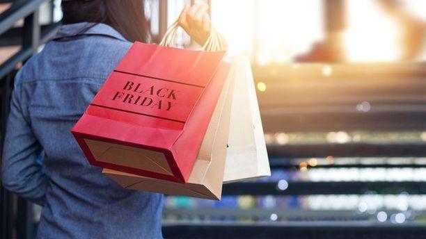 Black Friday -alennuspäivän suosio kasvaa Suomessa vuosi vuodelta.