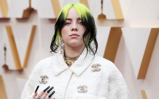 Billie Eilish pyytää anteeksi vanhaa videota – aiheutti rasismikohun