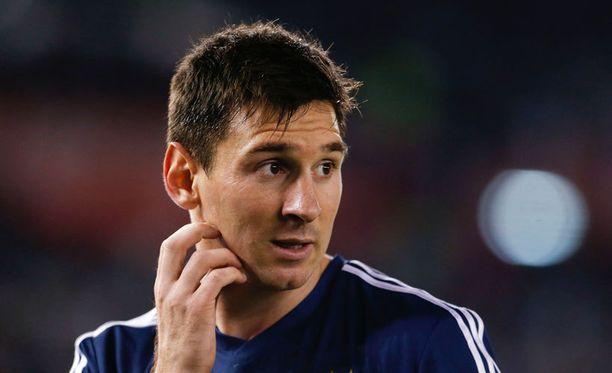 Lionel Messi avaa tänä yönä MM-urakkansa Bosnia-Herzegovinaa vastaan.