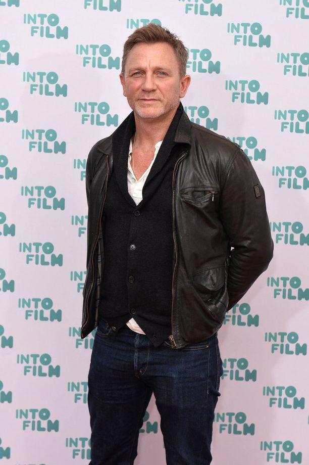 Näyttelijä Daniel Craig nähdään vielä seuraavassa Bond 25 -elokuvassa.