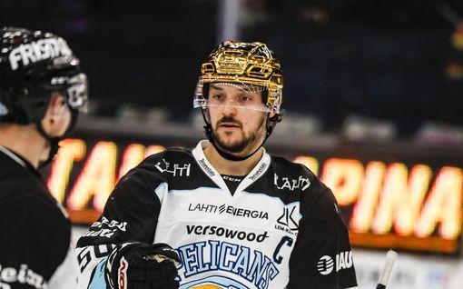 """Huomasitko? Juhamatti Aaltonen sai valmentajalta ainutlaatuisen tehtävän: """"Tähän olisi hyvä lopettaa"""""""