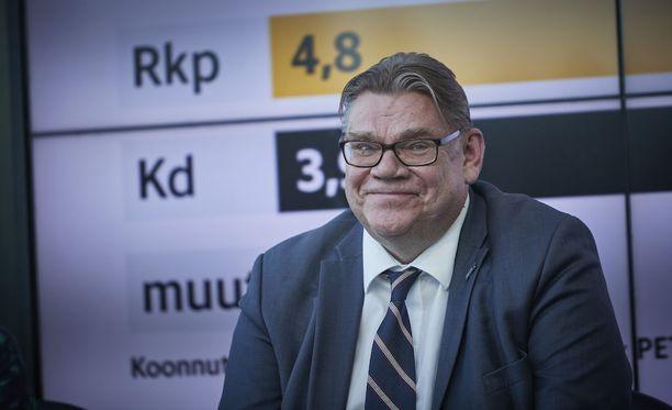 Haluan kiittää koko sydämestäni tästä 20-vuotiaasta taipaleesta. Tämä on ollut hieno reissu puolueen puheenjohtajana, perussuomalaisten puheenjohtaja Timo Soini sanoi muun muassa Ylen vaalitentin päätteeksi.
