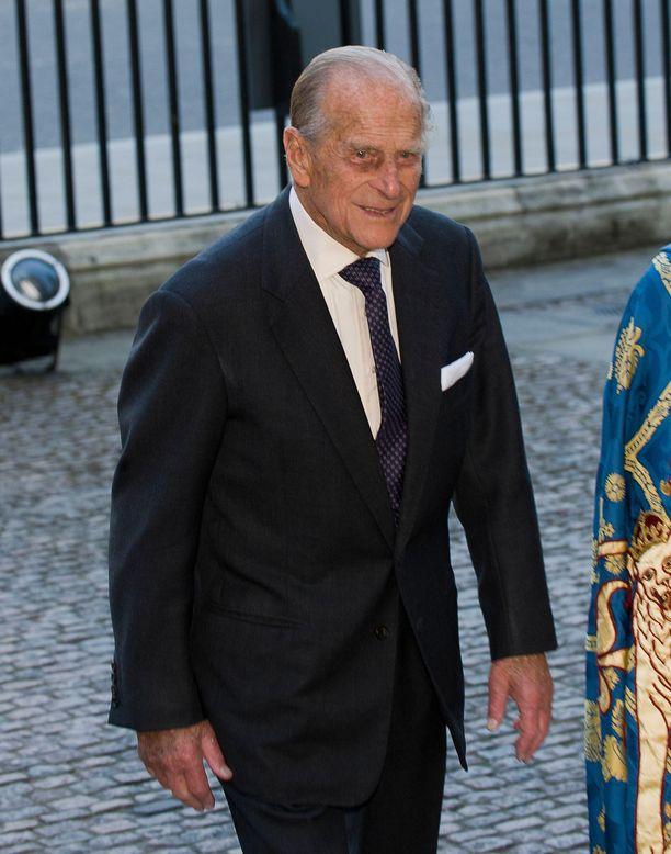 Prinssi Philip olisi täyttänyt 100 vuotta 10. päivä kesäkuuta.