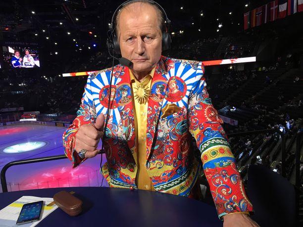 Juhani Tamminen on valmis palaamaan Ranskan ruoriin.