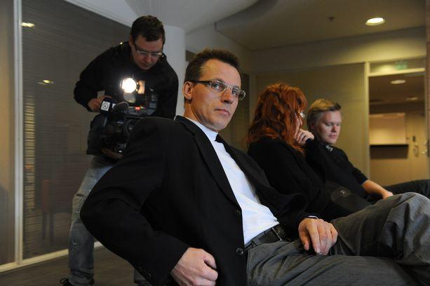 Kari-Pekka Kyrö on lumoutunut Justin Gatlinin selviytymistarinasta.