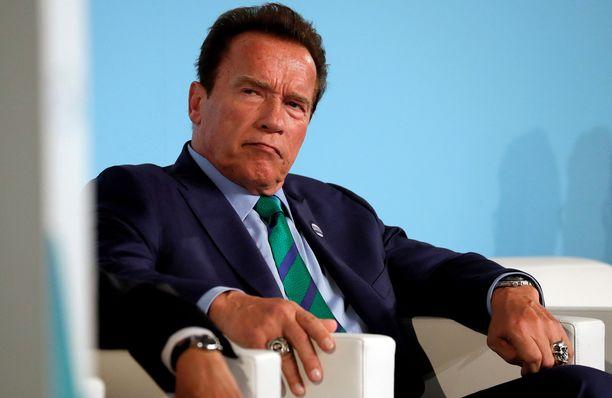 Arnold Schwarzenegger on kuvernööriuransa jälkeen ottanut julkisesti kantaa ilmastonmuutoksen lisäksi myös seksuaalivähemmistöjen oikeuksiin.