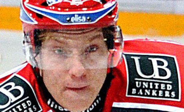 Markus Granlundin hyökkäystaidot houkuttelivat Flamesin johtoa.