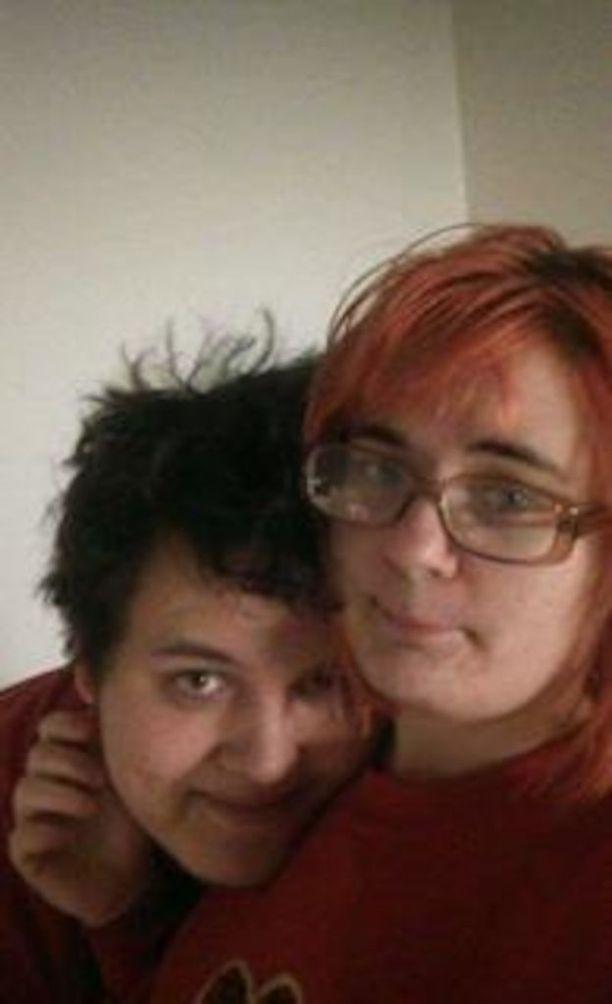 Kristian ja Hailey olivat todella rakastuneita toisiinsa.