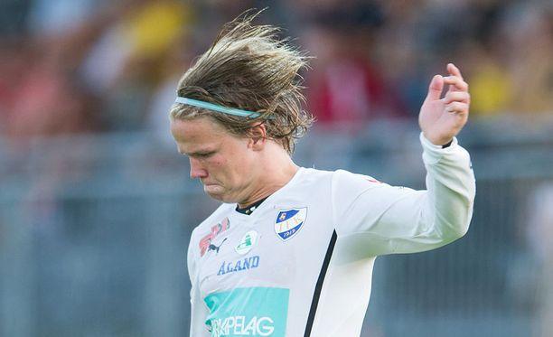 Petteri Forsell on IFK Mariehamnin ykkönen yoyo-testissäkin.