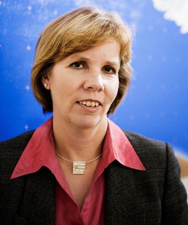Päivän meili menee RKP:n puheenjohtaja Anna-Maja Henrikssonille.