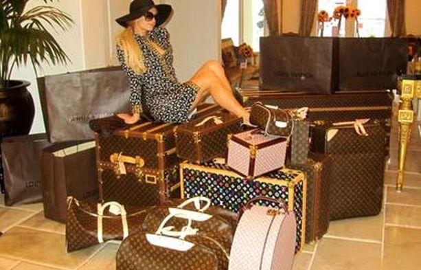 Paris pakkasi kunnolla Etelä-Afrikan matkalleen.