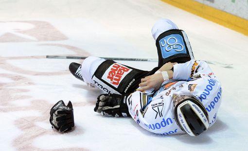 Jääkiekkoilun pelikielloissa pätee monelta osin rikosoikeudellinen ajattelu.