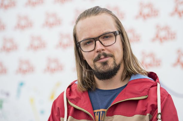 Jukka Poika viettää joulua rauhallisissa tunnelmissa.
