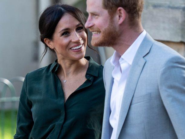 Prinssi Harryn on huomattu viittaavan vaimoonsa, herttuatar Meghaniin toisinaan lempinimellä Meg.