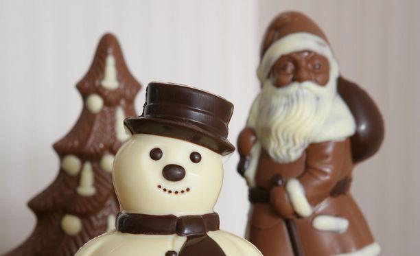 Suklaapukkeja on myyty 165 000 kappaletta.