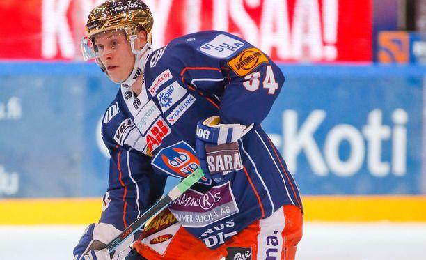 Olli Palolan ensimmäinen kausi Suomen ulkopuolella on ollut yllättävän hankala.