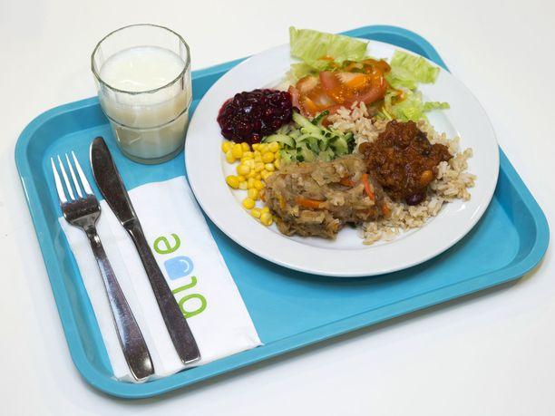 Helsingin kaupungin tavoitteena on vähentää liha- ja maitotuotteiden kulutusta kouluissa, päiväkodeissa, vanhainkodeissa ja muissa kaupungin yksiköissä.