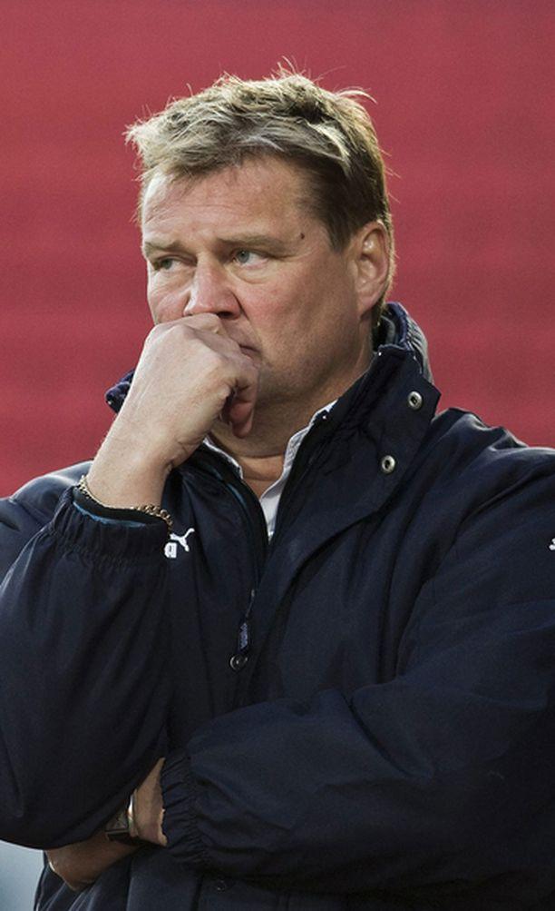 Ari Hjelm haluaa jatkaa TamU:ssa sopimuskautensa loppuun.
