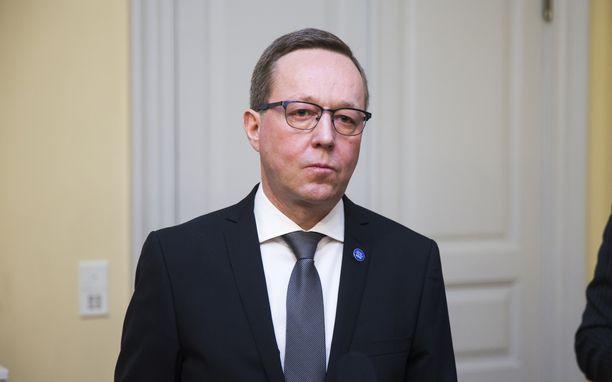 Mika Lintilä ei lähde mukaan kisaan keskustan puheenjohtajuudesta.