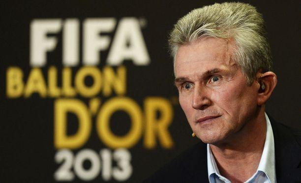 Jupp Heynckes ei ole valmentanut edellisen Bayern München -pestin jälkeen.