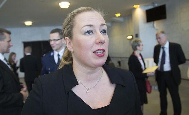 Demokraatin mukaan Jutta Urpilainen ei pyri presidenttiehdokkaaksi.