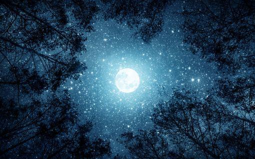 Sotkeeko täysikuu yöunesi? Näin sen on tutkittu vaikuttavan unen laatuun