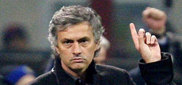 Jose Mourinho johdatti Interin viime kaudella Italian mestariksi.