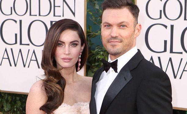 Megan Fox ja Brian Austin Green avioituivat vuonna 2010. Pariskunnalla on kolme yhteistä lasta.