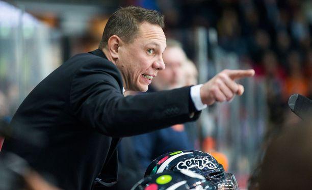 Jussi Tapolan mukaan Tapparaa jarrutti Helsingissä henkinen tila.