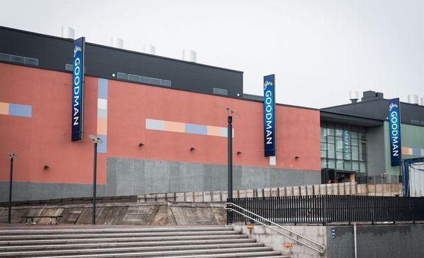 Goodman-kauppakeskus avataan huomenna Hämeenlinnassa.