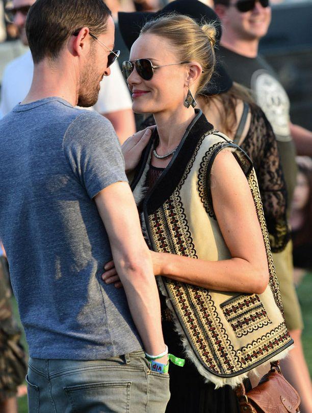 Kate Bosworth ja Michael Polish.