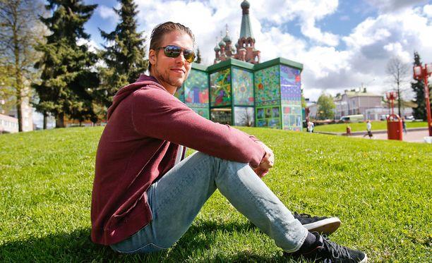 Jukka Peltola lomailee vielä hetken kotimaisemissaan Tampereella. Joukkuetreenit Tappara aloittaa ensi maanantaina.
