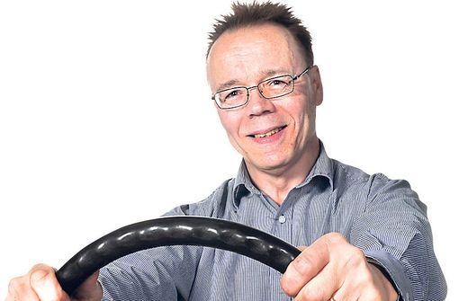 Autotoimittaja Pentti J. Rönkkö