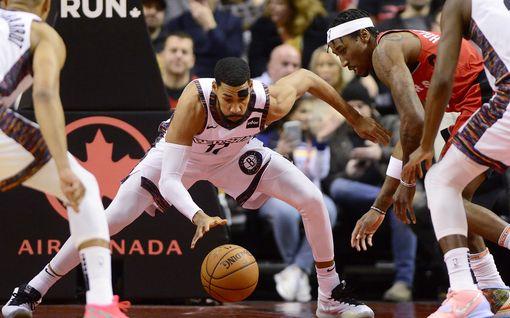 """NBA-tähti haalii kasaan pelaajien kapinaryhmittymää - koko kausi on vaarassa:  """"Olen valmis luopumaan kaikesta"""""""